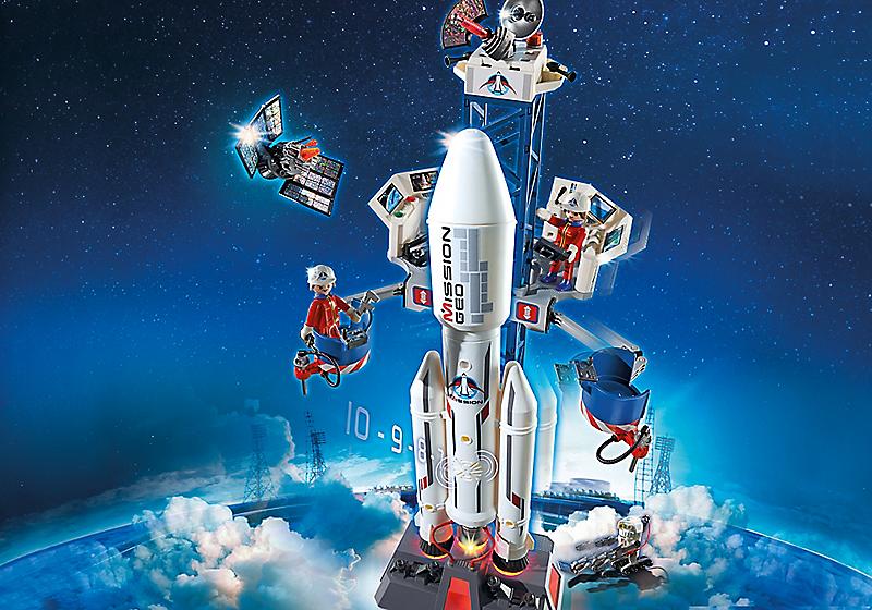 Playmobil ruimtevaart