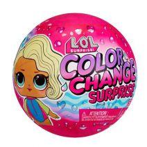 LOL Surprise Color Change Doll