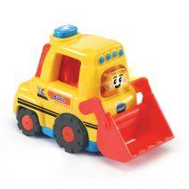 Toet Toet auto Boris Bulldozer