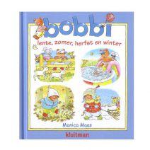 Boek Bobbi lente, zomer, herfst, winter