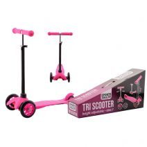 Scooter Driewieler Roze