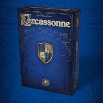 Spel Carcassonne 20 jaar jubileum editie