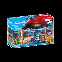 Playmobil Stuntshow 70552 werkplek tent