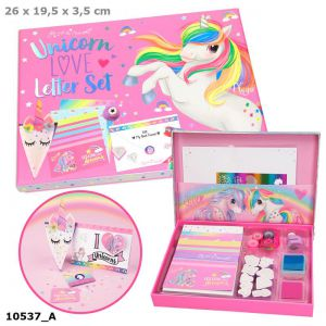 Ylvi & the Minimoomis Unicorn Love Letter setje