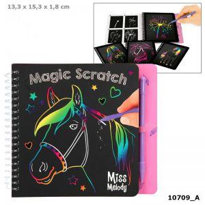 Miss Melody mini Magic Scratch boekje