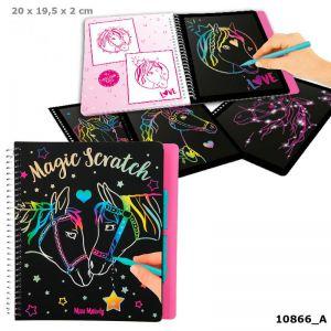 Magic Scratch boek Miss Melody