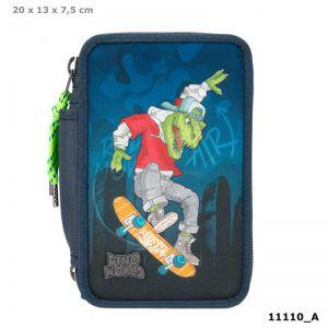 Dino Worls 3 vaks etui Skater