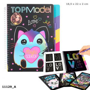 TOPmodel Magic scratch 11129