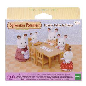 Sylvanian Families Eettafelset