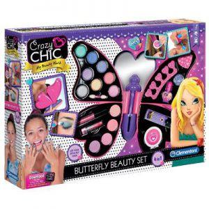 Crazy Chic beautyset vlinder