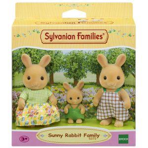 Sylvanian families Karamel konijn familie