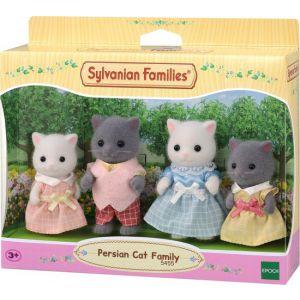 Sylvanian Families Familie Perzische Kat - Speelfigurenset