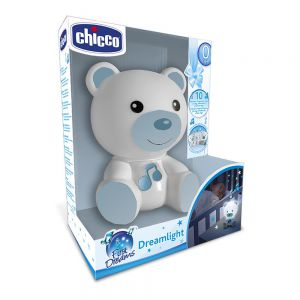 Chicco Dreamlight blauw