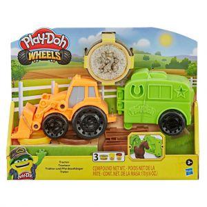 Playdoh Wheels Tractor