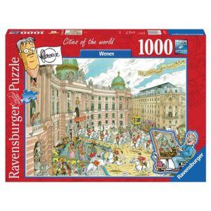 Puzzel 1000 stuks fleroux Wenen
