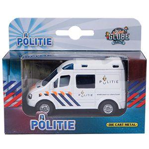 Auto pullback politie 8cm