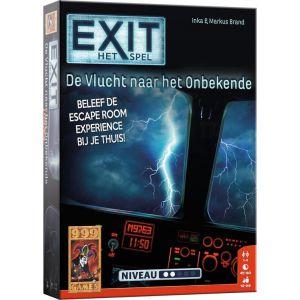 EXIT - De vlucht naar het onbekende Breinbreker