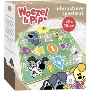 Woezel en pip interactieve speelmat