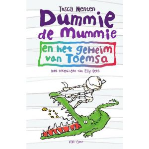 Boek Dummie de mummie deel 9
