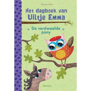 Boek De verdwaalde pony het dagboek van uitlje Emma