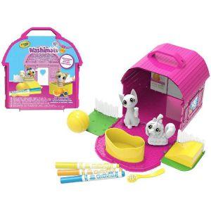 Crayola Washimals speeltuin