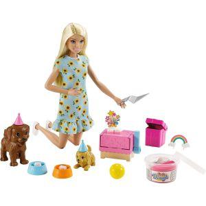 Barbie puppy feestje