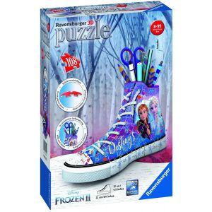 Frozen 2 sneaker 3d puzzel
