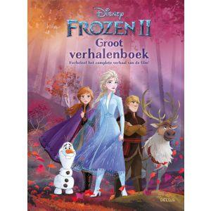 Boek frozen 2 groot verhalenboek
