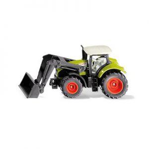 Siku 1392 Tractor Claas Axion Frontloader