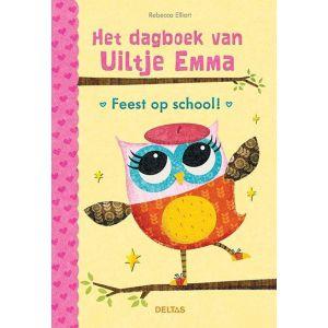Boek het dagboek van uitlje Emma feest op school