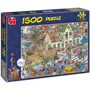 Puzzel JvH: De Storm 1500