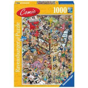 Puzzel 1000 stuks Hollywood