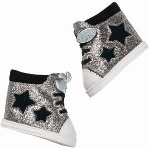 Baby Born Sneakers zilver