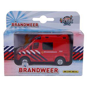 Auto pullback brandweer 8cm
