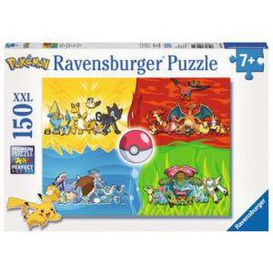 Puzzel 150 stuks pokemon