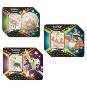 PokemonTCG shining fates assorti
