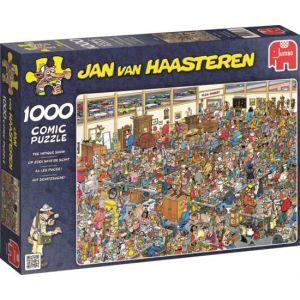 Puzzel JvH: Op zoek naar de schat 1000