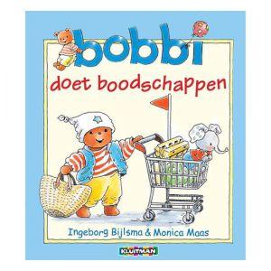 Boek Bobbi doet boodschappen
