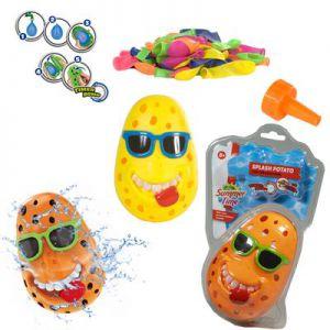 Summertime Splash Potato + 50 ballonnen ass
