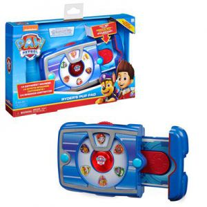 Paw Patrol role play ryders pup pad