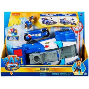 Paw Patrol The Movie Chase deluxe vehicle