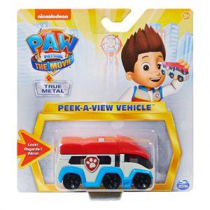 Paw Patrol The movie true metal Peek A View vehicle