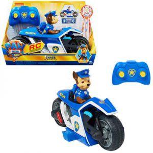 Paw Patrol The Movie RC Chase Motorbike
