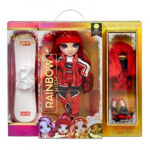 Rainbow High Fashion winter break doll - Ruby Anderson