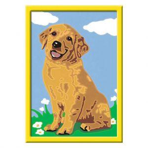 Ravensburger Schilderen Op Nummer Lieve Puppy