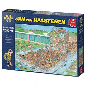 Puzzel Jan Van Haasteren Bomvol Bad 2000 Stukjes