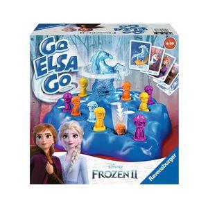 Spel Frozen 2 Elsa Hop Hop