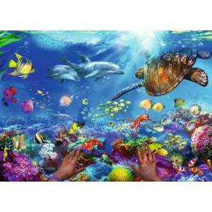 Puzzel 1000 stuks snorkelen