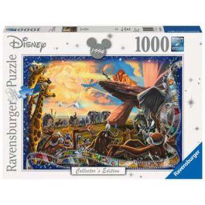 Puzzel 1000 stuks disney - de leeuwenkoning
