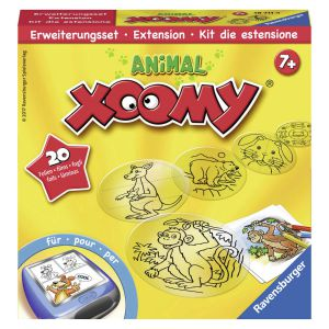 Xoomy Extension set of animals